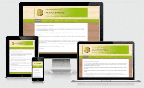 Webseiten für Existenzgründer