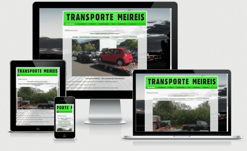 Transportunternehmen Meireis